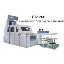 Hochleistungs-Faser-Kardiermaschine (FA1266)