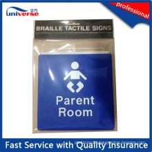 Australian Standard Braille Tactile Sign