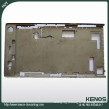 ISO9001: 2008 Certificação Liga de magnésio die cast parte eletrônica com serviço de OEM