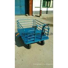 Carro de almacén eléctrico de alta capacidad