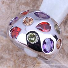 Livraison gratuite bijoux Original designer mode grands anneaux moderne en gros bijoux fournitures