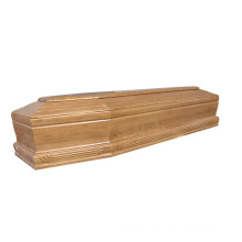Euro Style Wood Coffin /Wood Casket /Funeral Coffin (ER-002)
