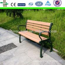 WPC-Stuhl Außenbank