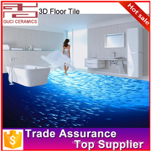 3д полы для цифровых 3D inkject ванная комната фото плитка керамический 3D напольная плитка