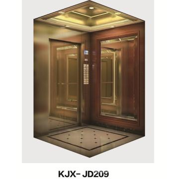 Ascenseur de l'hôtel haut de gamme