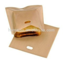 Non stick heat resistance toaster bags