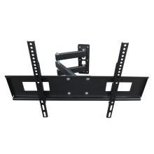 "Full-Motion TV Wall Mount for Most 32"" - 65"" LCD Tvs - Black"