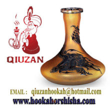 Good Quality Egypt Smoke Hookah Bottle Shisha Vase