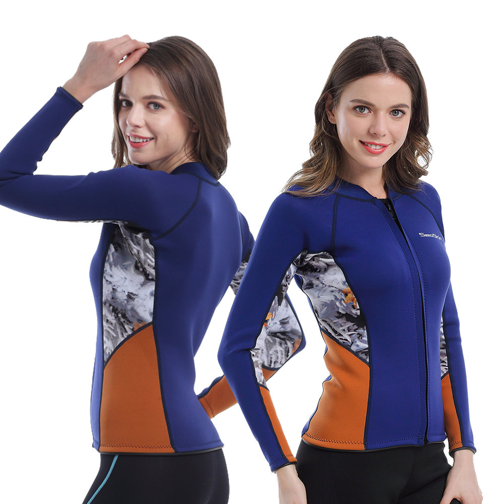 Womens Wetsuit Jacket