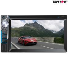 Lecteur DVD double voiture DIN de 6,2 pouces avec système Android Ts-2025-1