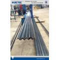 European standard Top quality slotted glavanized 45 degree angle iron making machine