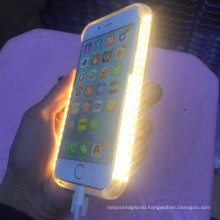 Custom Cell Phone Case with LED Light for iPhone