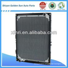 radiator china for Auman truck