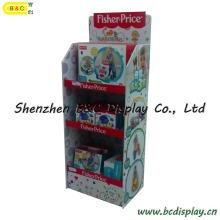 Der Kinder-Spielzeug-Karton Display-Ständer (B & C-A087)