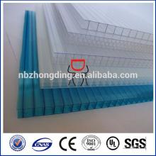 10mm Dreifach-Polycarbonat-Folie / 10mm 3-Wand Polycarbonat-Folie