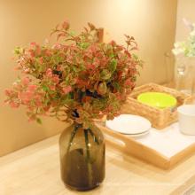 wholesale artificial silk leaves plant for sale