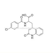 CAS 90098-04-7, Rebamipide benannt Mucosta GMP-Standard
