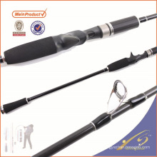 SJCR111 Caña de pescar lenta de la barra de pesca de la fibra de carbono de la venta del proveedor de China SJCR111