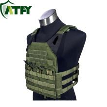 Leichte taktische Weste NIJ Level IIIA Ballistische militärische kugelsichere Weste Taktische Sturmweste