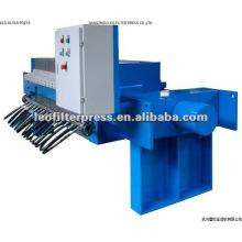 Membranfilterpresse zur Getränke- und Saftherstellung