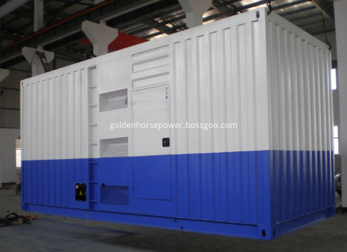20'containerized generator 2