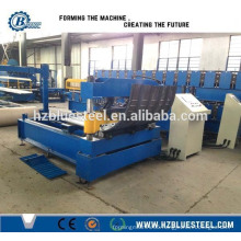 Hydraulic PLC Control Metal Roofing Sheet Curving Machine, Steel Roof Sheet Crimping Machine