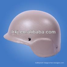 Aramid miliary bullet proof helmet