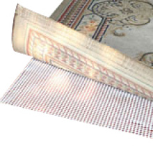 PVC Foam Anti-Slip Mat Rug Pads (carpet underlay)