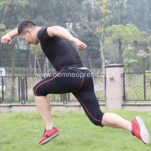 Hot sweat men use neoprene slimming body shaper