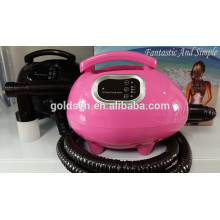 Casa Pequena Body Tanning cama Mini Spray Tan Gun Profissional Airbrush Portable HVLP Tanning Machine