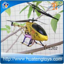 2016 New Gold 3.5CH Legierung RC Hubschrauber Flugzeug Modell mit Kreiselkompass