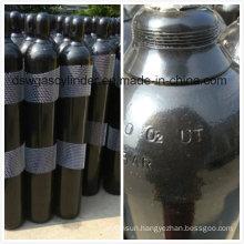 Jp Brand ISO 40L Oxygen Cylinder Export Iran