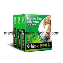 Magic Weight Loss Tea Sticker (MJ-186)