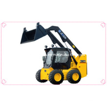 Competitive Skid Steer Loader Manufacture, Four Wheel Loader, XCMG Earth Moving Machinery Xt760