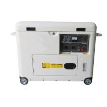 Silence 5.5KW diesel generator with OEM serviice