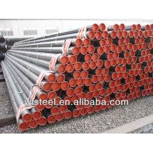 astm a53 a106 b tubos de agua baratos