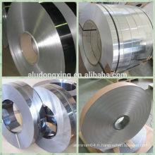 Bobine / bande en aluminium de série 3000 pour câble