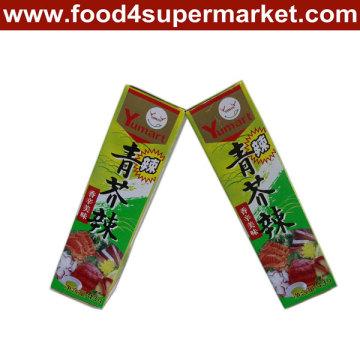 43G Wasabi Paste in Tube (43G * 100PCS / CTN)