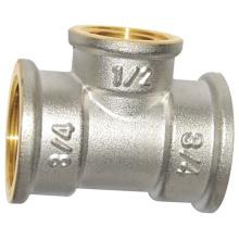 Messing T-Stück Fitting für Wasser (a. 0300)