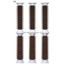 252kv Anti-Загрязнение Высокое напряжение Твердое ядро Сообщение фарфоровый изолятор