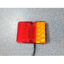 E-MARK Approuvé LED Rear Combination Tail Light