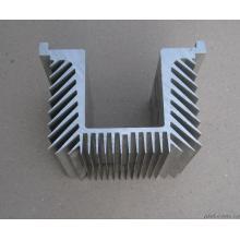 Perfil de extrusão de alumínio do dissipador de calor