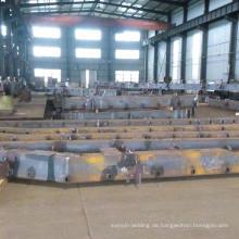 Schweres Stahlschweißen für Baumaschinenteile