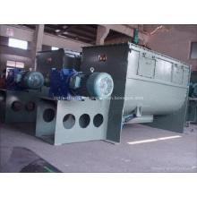 Machine de mélangeur de ruban de WLDH / mélangeur de peinture de jet pour la poudre sèche