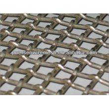 High / Low Carbon Steel Vibrating Screen Square Drahtgeflecht Crimped Wire Mesh Hersteller