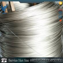 ASTM 201 whosale Acier inoxydable à froid à fil à écrou pour vis en Chine