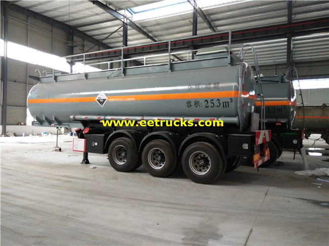 Nitric Acid Tank Trailers
