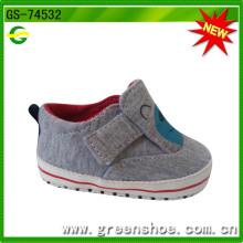 Heiße Mode-gute gehende bequeme Baby-Schuhe in der Masse