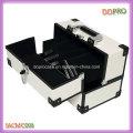 Vanity branco couro PU caixa de maquiagem caixa com bom preço (sasc0000)