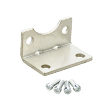 ISO6431 standard cylinder accessories foot bracket single earring double earring rear hinge flange central trunnion Y/I joint